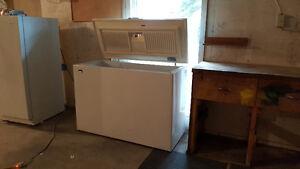 7 cu foot freezer