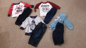19 - 6 month Boy Sets