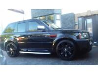 LAND ROVER RANGE ROVER SPORT 2.7 TDV6 AUTOMATIC HSE SUPERCHARGED REPLICA KIT