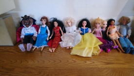 Disney Doll Collection