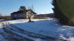 BEAUTIFUL 404 ACRE LOG HOME ESTATE WITH RIVER/MOUNTAIN VIEWS