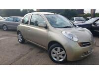 2005 NISSAN MICRA 1.4 AUTOMATIC*ONLY 45.000mil.EXCELLENT CONDITION