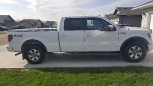2013 Ford F-150 Ecoboost FX4