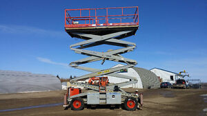 SKYJACK SJ9250 WITH OUTRIGGERS
