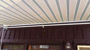 Crank Out awning