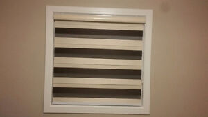 Window blinds..Beat the heat with blackout  blinds..