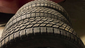 NORDIC ICETRAC Winter Tires by Motomaster  MAKE YOUR BEST OFFER!