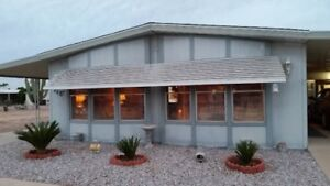 Charming Mesa Mobile Home for Rent