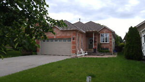 BUNGALOW IN DESIRABLE SOUTH BARRIE NEIGHBOURHOOD