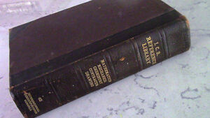 I.C.S. Reference Library, Mathematics, Chemistry, 1905