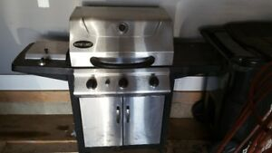 selling a BBQ