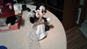 Vintage mickey and mini mouse wedding night Mint!  Very rare St. John's Newfoundland image 1