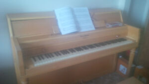 Older Piano Needs Repairs