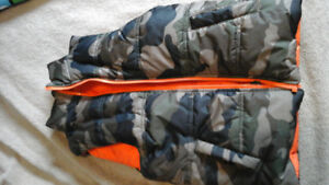 Size Small Child's Vest (reversible)