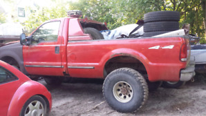 1998 FORD F250 TURBO DIESEL