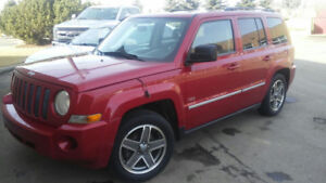 Jeep Patriot Sport 4WD for sale $7500 OBO