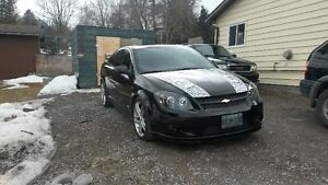 2010 Chevrolet Cobalt ss turbo Black Coupe (2 door)