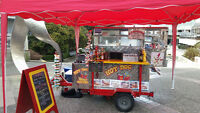 Hot Dog Stand Attendant 14th & Lonsdale North Vancouver