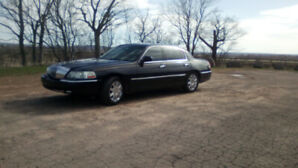 2003 mint Lincoln Town car