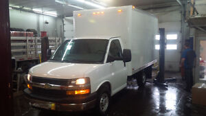 2014 Chevrolet Express CUTAWAY Fourgonnette, fourgon