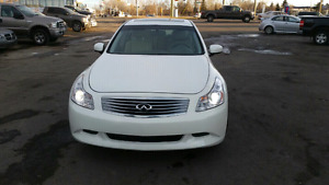 Infiniti 2008 in very good condition G37X brand new salvage insp