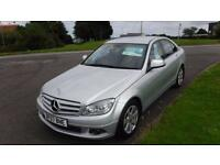 MERCEDES-BENZ C CLASS 2.1 C220 CDI SE,2007,BLACK LEATHER,ALLOYS,AIR CON,CRUISE,