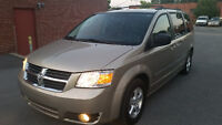 2008 Dodge Grand Caravan SXT 3.8L,Stow&go,3 zone Air conditionin