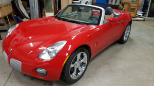 2007 Solstice Convertible for sale