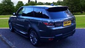 2017 Land Rover Range Rover Sport 3.0 SDV6 HSE Dynamic 5dr Automatic Diesel Esta