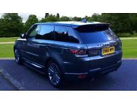 2017 Land Rover Range Rover Sport 3.0 SDV6 HSE Dynamic 5dr Automatic Diesel Esta