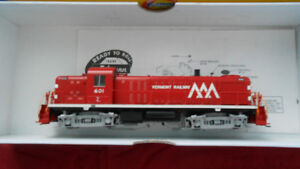 HO Model Trains, Diesel RS-3, DCC ready, new in OB, Atlas made