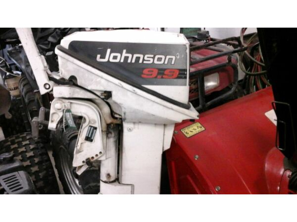 Used 1992 Johnson 9.9