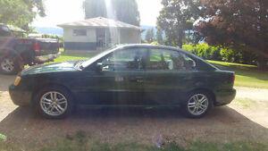 2003 Subaru Legacy Sedan AWD