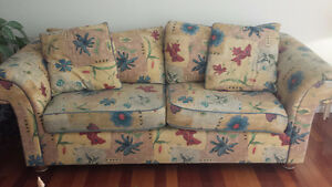 Two Loveseats in Very Good Condition