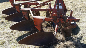 3 Point Hitch 4 Bottom Plow