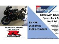Suzuki GSX-R1000R Z L8 PRISTINE BIKE WITH 1000 OF ACCESSORIES FITTED AND YOSHI