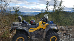 Can Am 800 xtp max outlander