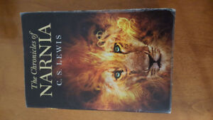 The Chronicles of Narnia by C.S Lewis