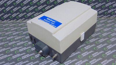 Used Waltron Aqualyzer 9061 Dissolved Oxygen Analyzer