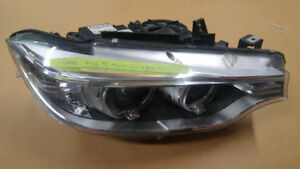 BMW M4 F32 F84 428 435 440 passengers side headlight