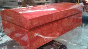 CORAL BOX PERFECT FOR VALENTINES DAY