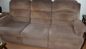ELRAN - Sofa et Fauteuil / Living-room Couch and Armchair