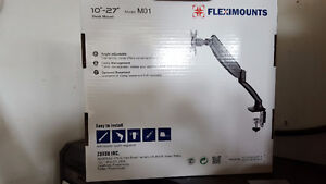 "Flex Mounts  10""-27"" Desk mount"