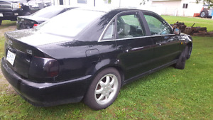 MAKE AN OFFER!!! TWO - Audi A4's, both '98