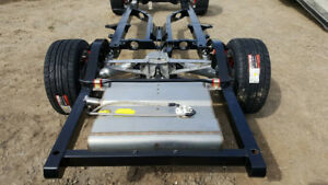 Custom Chassis for your Classic 1955-57 Chevy Car!