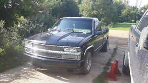 88 Chevy Shorty Safetied $3500