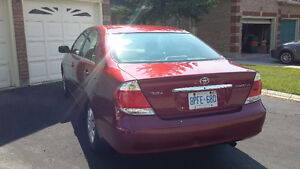 TOYOTA CAMRY 2006 LE EDITION Cambridge Kitchener Area image 1