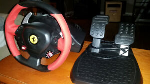 *Reduced* Ferrari Thrustmaster 458 Spider Racing Wheel