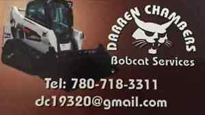 Darren Chambers Bobcat & Landscaping Edmonton Edmonton Area image 1