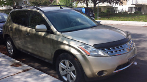 ,Gold 2006 Nissan murano,In mint conditions